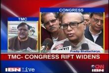 TMC-Congress rift widens in West Bengal