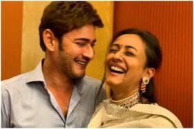 Mahesh Babu Shares Photo with Wife Namrata Shirodkar, Says She's Always Got His Back