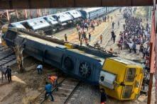 Jabalpur-Ajmer Express Train Derails Near Jaipur, No Casualties Reported