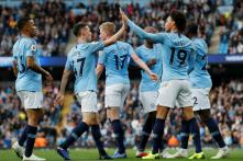 Manchester City Score Seven in FA Cup Stroll, Oldham Knock Out Fulham