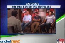 The men behind Sunrisers Hyderabad's rise in IPL 6