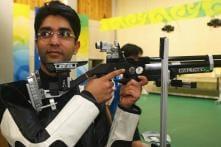 Bindra wins gold at Asian Shooting C'ships