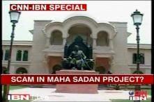 Delhi: Bhujbal, relatives in M'rashtra Sadan scam?