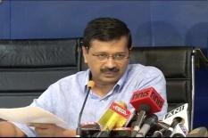 Kejriwal Alleges EVM Tampering in Punjab, Says AAP Votes Went to Akalis