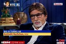 Amitabh Bachchan turns 68 today!