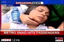 Technical snag in Kolkata Metro leaves passengers stuck for over an hour, many faint