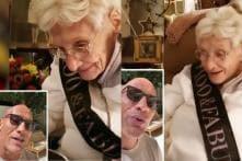 Dwayne 'The Rock' Johnson Wishes 100 Year Old Fan on Birthday, Watch Heartwarming Video