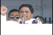 BJP Desires 'Hindu Rashtra', Modi Has Failed: Mayawati
