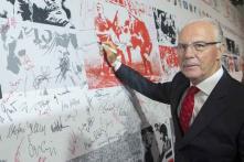 Franz Beckenbauer and Angel Maria Villar named in FIFA ethics probe