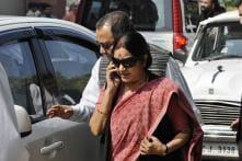 Swaraj Swaraj Arrives in New York for UNGA Address Tomorrow