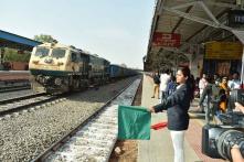 All-women Crew Will Operate Gandhi Nagar Railway Station in Jaipur