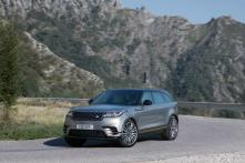 Land Rover Begins Sale of Locally Manufactured Range Rover Velar in India