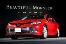Toyota Eyes Bigger Share of US Sedan Market Through The New 2017 Camry