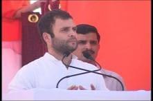 LIVE: Rahul Gandhi addresses public at Chhabra rally
