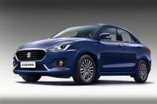 Maruti Suzuki Dzire Averaged Monthly Sales of 21,000 Units, Clocked Over 2.5 Lakh Units Last Year