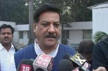 Congress undecided on changing Prithviraj Chavan as Maharashtra CM
