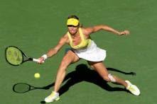 Kvitova ousted by Kirilenko at Indian Wells