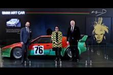 BMW to Showcase Andy Warhol's Art Car at India Art Fair