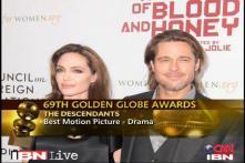 Contenders for the Golden Globe Awards