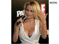 Don't kill strays: Pamela Anderson tells Mumbai