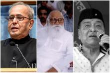 Pranab Mukherjee Gets Bharat Ratna Along With Late Nanaji Deshmukh And Bhupen Hazarika
