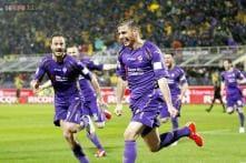 Serie A: Late Fiorentina goals sink AC Milan, Roma lose at home