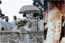Deepika Padukone-Ranveer Singh Wedding LIVE Updates: First Photos of the Couple as Newlyweds