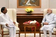 Telangana CM Meets PM Modi, Seeks Nod for Enhanced SC, ST Quota