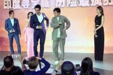 Jackie Chan Danced to 'Tunak Tunak Tun' with Sonu Sood and It Was Epic