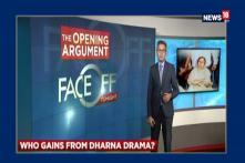 Face Off: Didi's Dharna Against Modi Sarkar