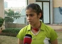 Saina enters China Masters Super Series quarter-final