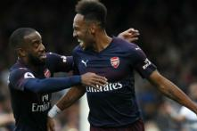 Alexandre Lacazette Hails Arsenal Strike Partnership with 'Brother' Aubameyang