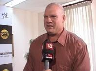 WWE superstar Kane all set to meet Khiladi Kumar