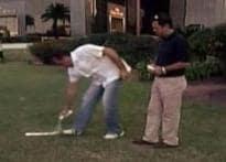 Football: Spray to mark right spot for free kicks developed