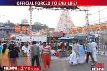 After ticket scam, suicide rocks Tirupati