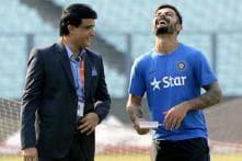 India vs Bangladesh | Virat Kohli Agreed to Play Day-Night Test in Three Seconds: Sourav Ganguly
