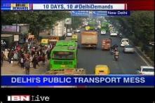 Reeling under acute shortage, Delhi demands safe, efficient transport