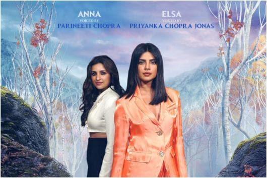 Image: Frozen 2 Hindi cast/Twitter