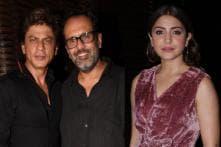 Anand L Rai's B'day Party: 'Zero' Stars SRK, Anushka Party Hard