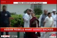 Rahul, Sonia grapple with crisis, Congress faces revolt in Maharashtra, Haryana, Assam