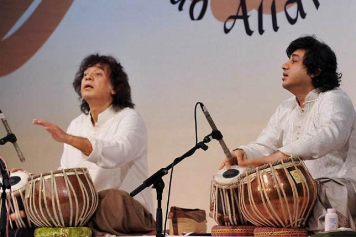 TV Reality shows help promote classical music: Zakir Hussain