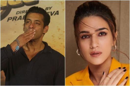 Will Salman Khan and  Kriti Sanon feature in 'Kabhi Eid Kabhi Diwali'?