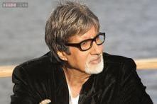 Amitabh Bachchan gears up for Vidhu Vinod Chopra's next; enjoys pre-shooting sessions