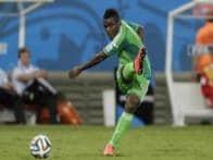 In pics: Nigeria vs Bosnia, Group F