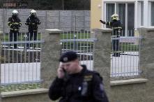 Palestinian ambassador to Czech Republic dies in blast
