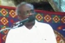 Speech row: HC dismisses MM Mani's petition
