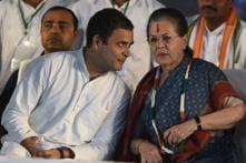 Sonia, Rahul Gandhi Pay Homage to Jawaharlal Nehru on His 55th Death Anniversary