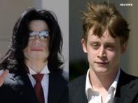 Macaulay Culkin, the father of Jackson's son Blanket?
