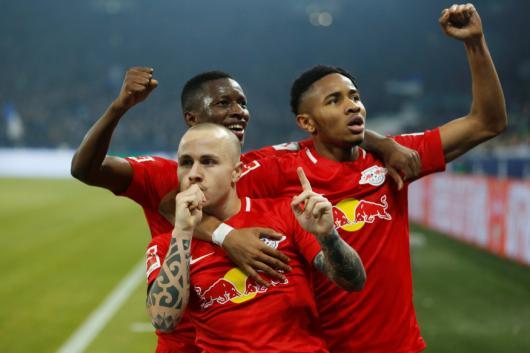 RB Leipzig (Photo Credit: Reuters)