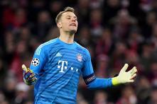 Manuel Neuer Sidelined For 2 Weeks in Setback For Bayern Munich's Bundesliga Title Surge
